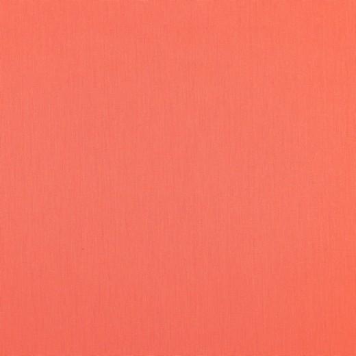 05m Baumwolle Uni koralle 063