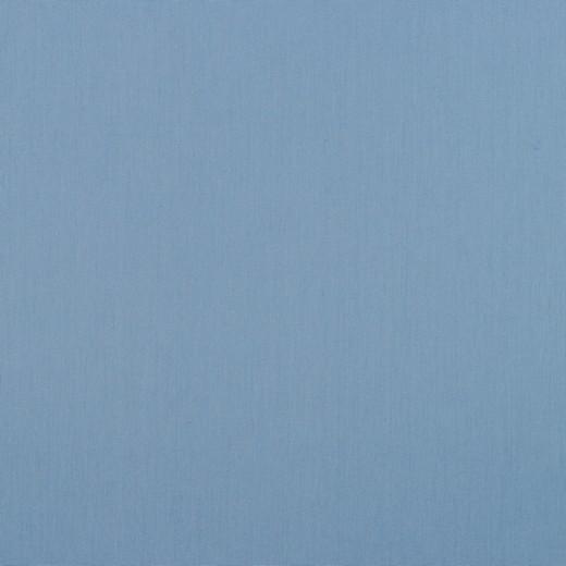 05m Baumwolle Uni dusty blue 065