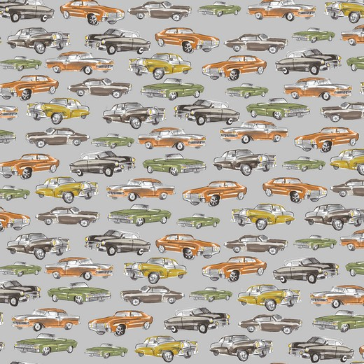 05m BW Retro Cars by poppy