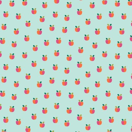 05m BW Lovely Apple by poppy