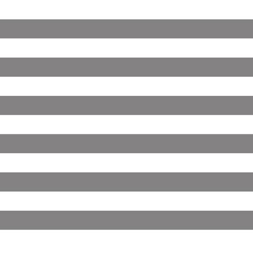 05m BW Blockstreifen 25mm weiß grau