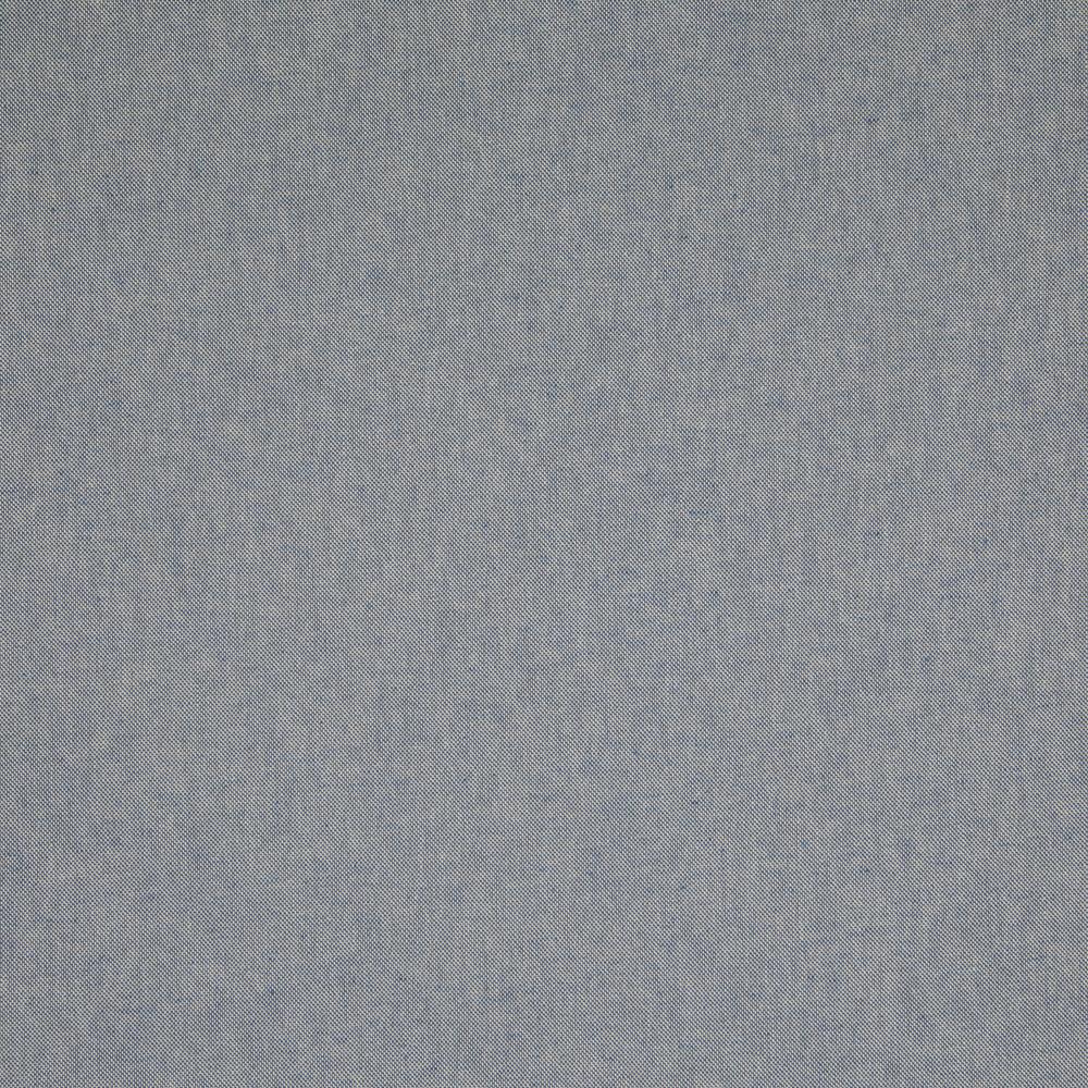 05m Canvas Leinen Look uni jeansblau