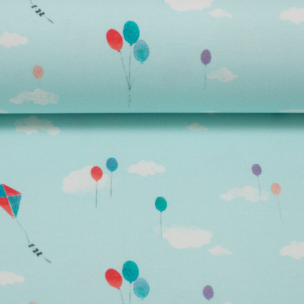05m Jersey Mini Sommer Wolken Drachen