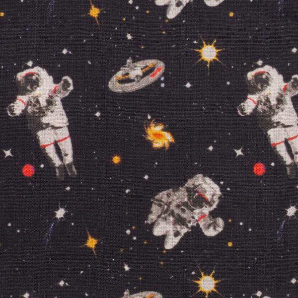 05m BW Kim Astronaut Weltall schwarz