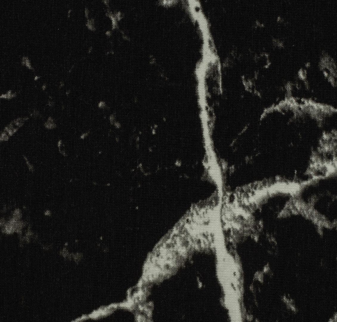 05m Jersey Marmor schwarz weiß 2