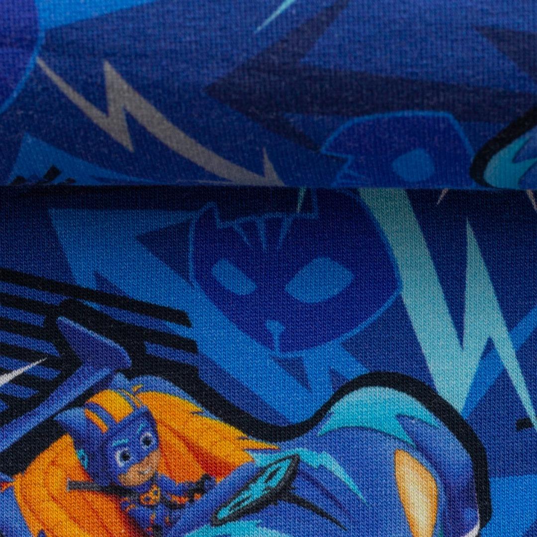 05m Sweat French Terry PJ Masks