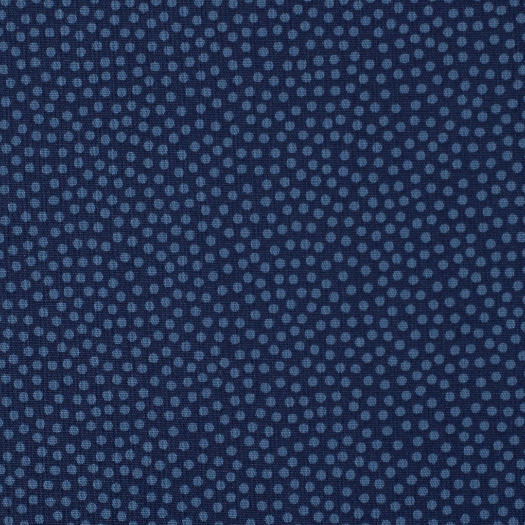 05m BW Dotty Punkte mm dunkelblau