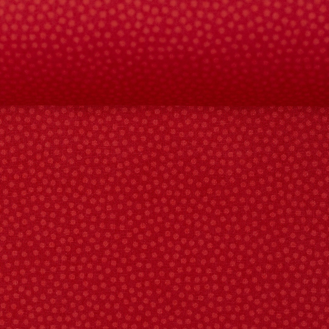 05m BW Dotty Punkte mm rot