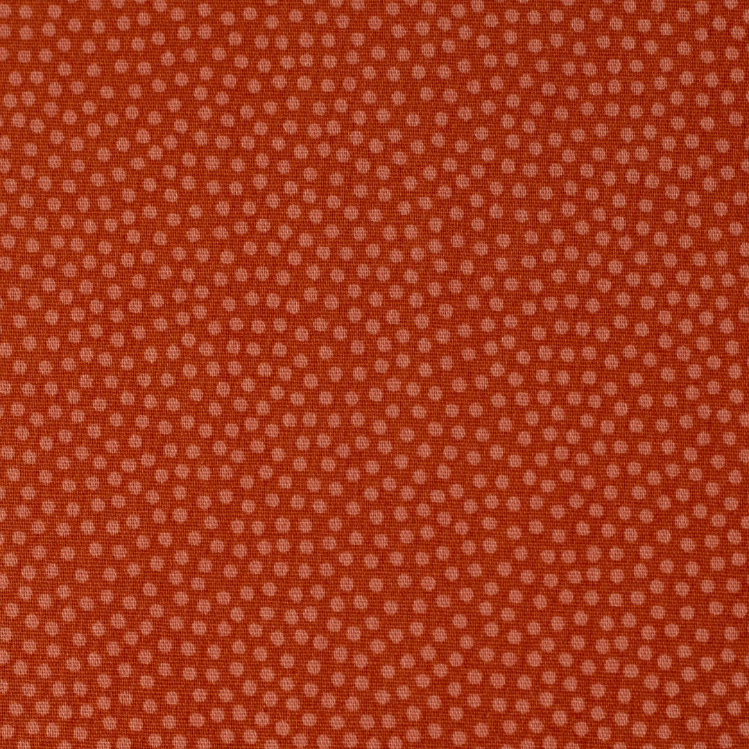05m BW Dotty Punkte mm terracotta
