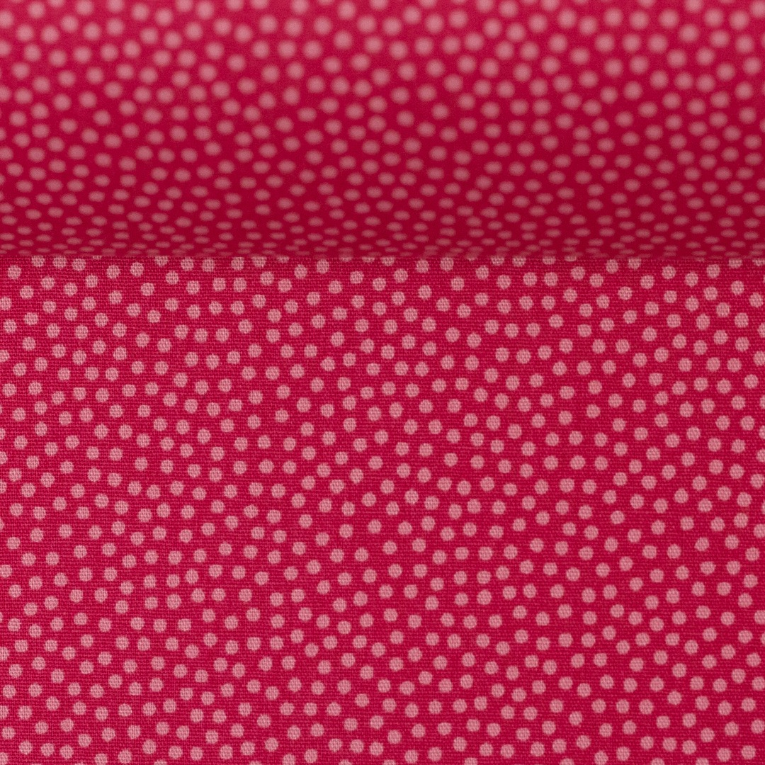 05m BW Dotty Punkte mm pink