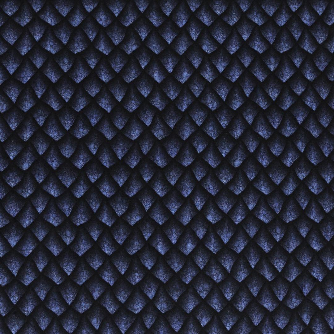 05m Jersey Drogon mit Drachenschuppen dunkelblau
