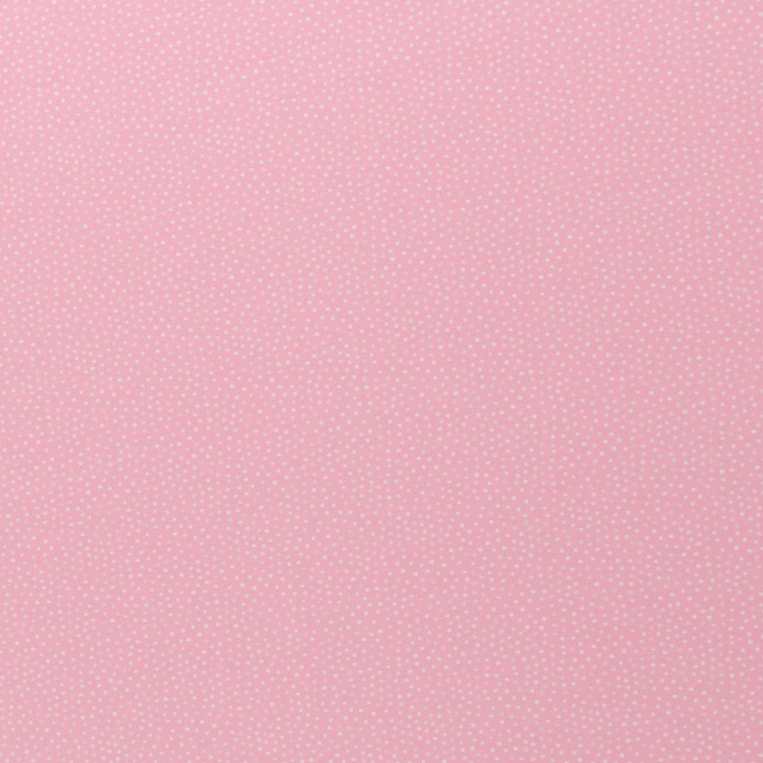 05m Jersey Little Spring Pünktchen rosa