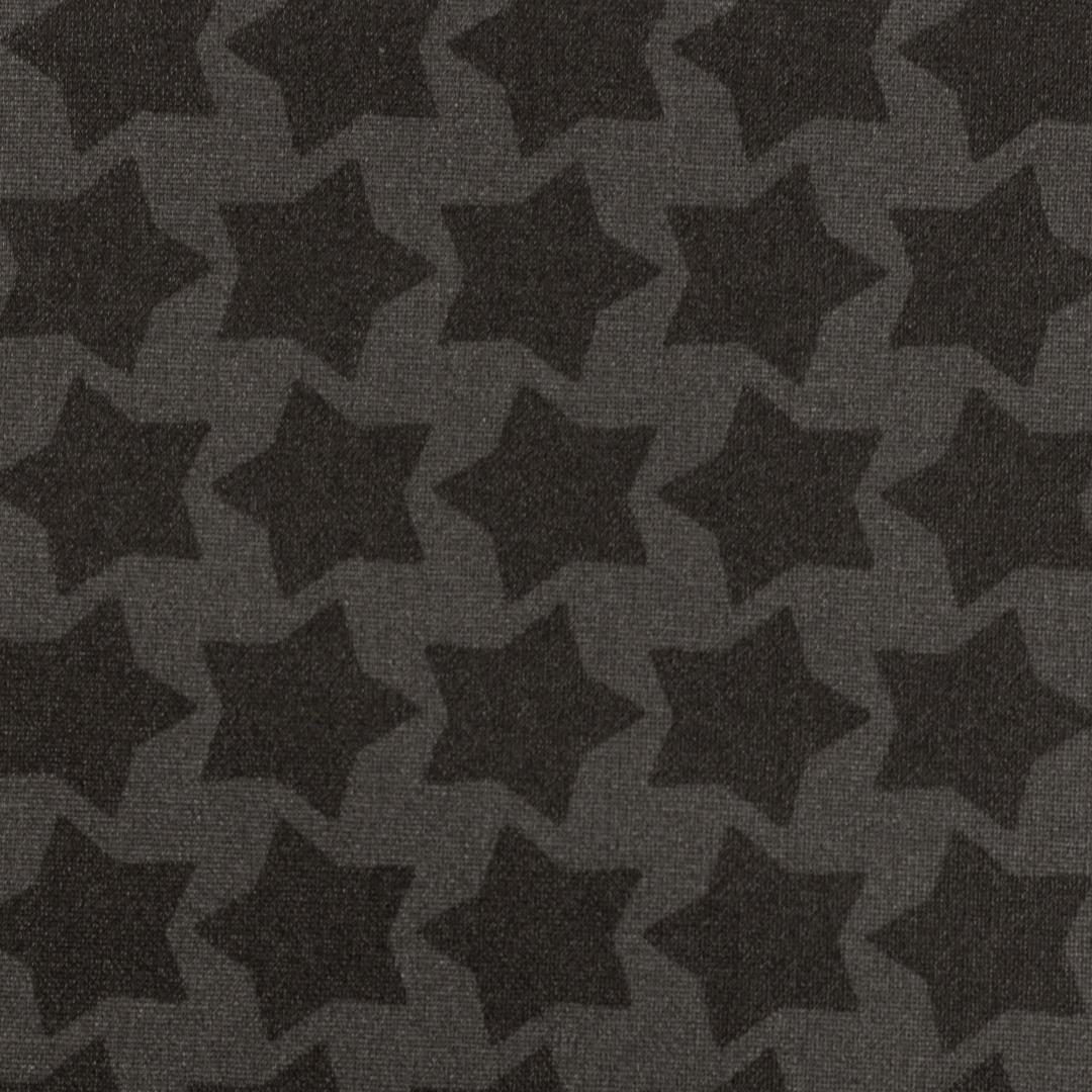 025m Beschichtete Baumwolle Staaars by Farbenmix