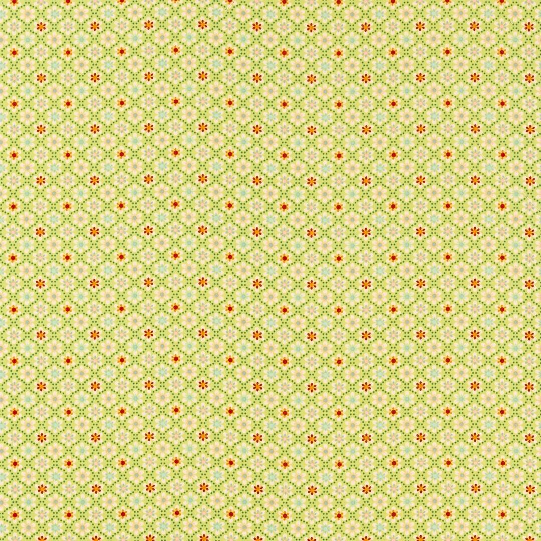 05m Baumwolle Julia by SwafingOrnamente Blümchen