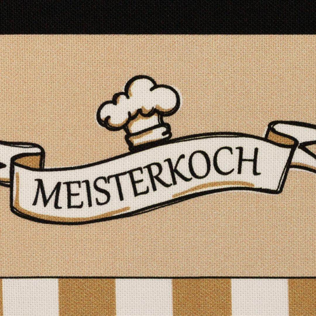 1Panel Canvas Happy Kitchen by Steinbeck