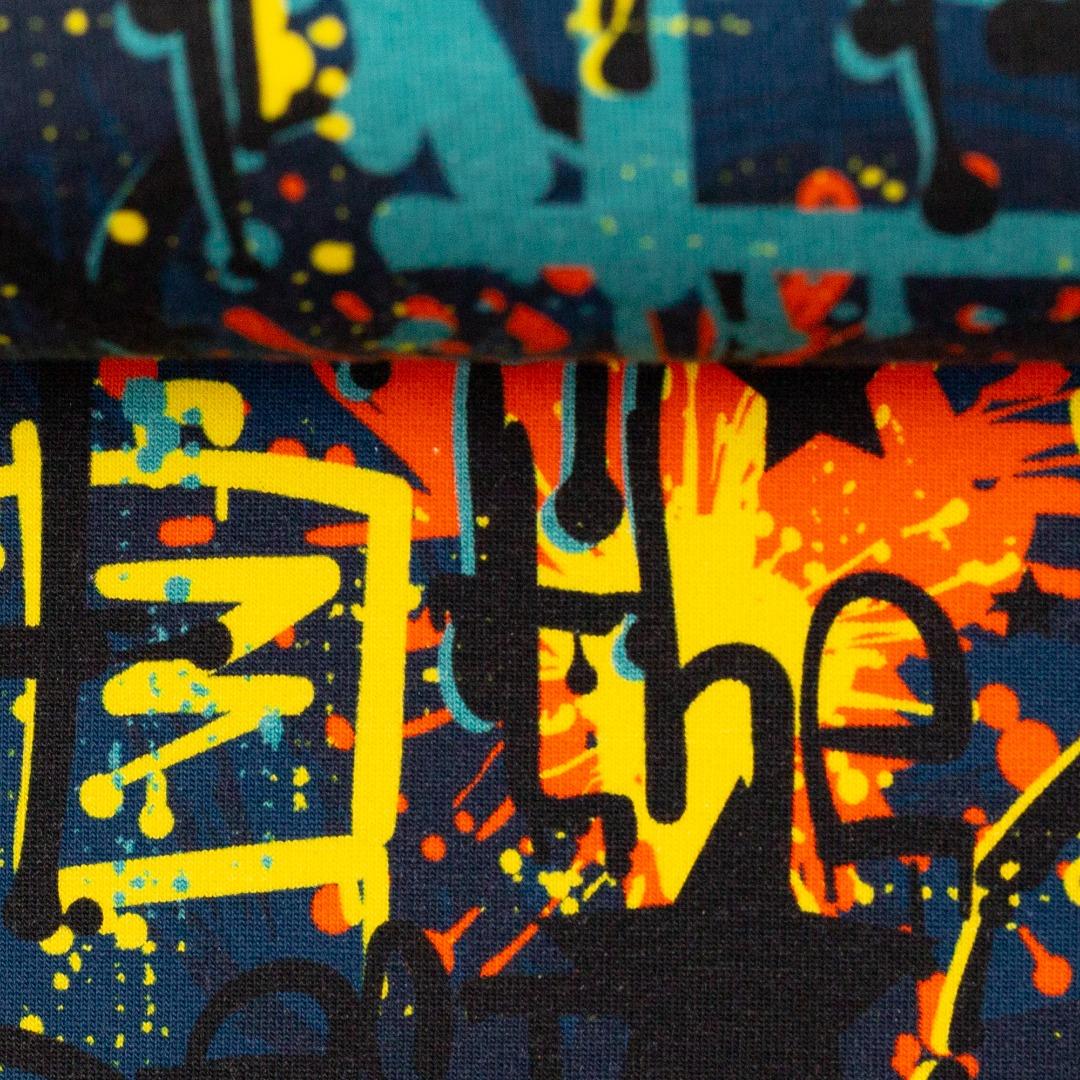 05m Sweat Toronto Graffiti Streetstyle petrol