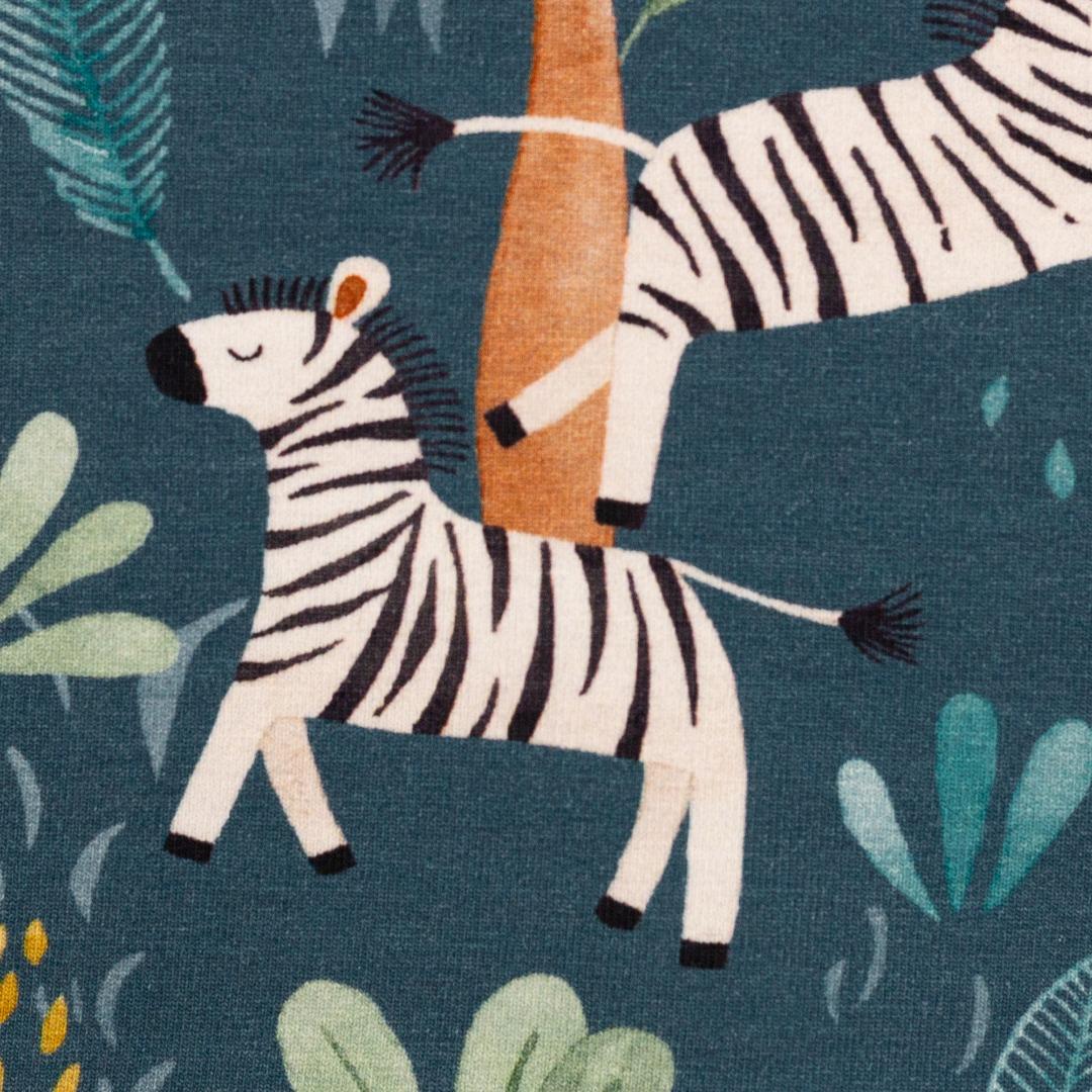 05m Jersey Savanna Friends Zebra Bäume