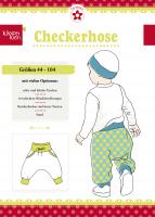 1Stk Checkerhose Papier Schnittmuster by farbenmix