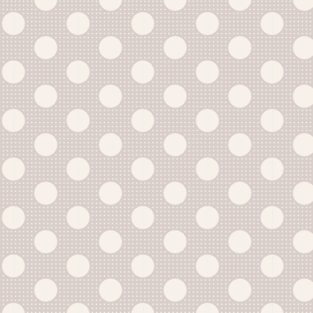 05m BW Tilda Medium Dots Punkte