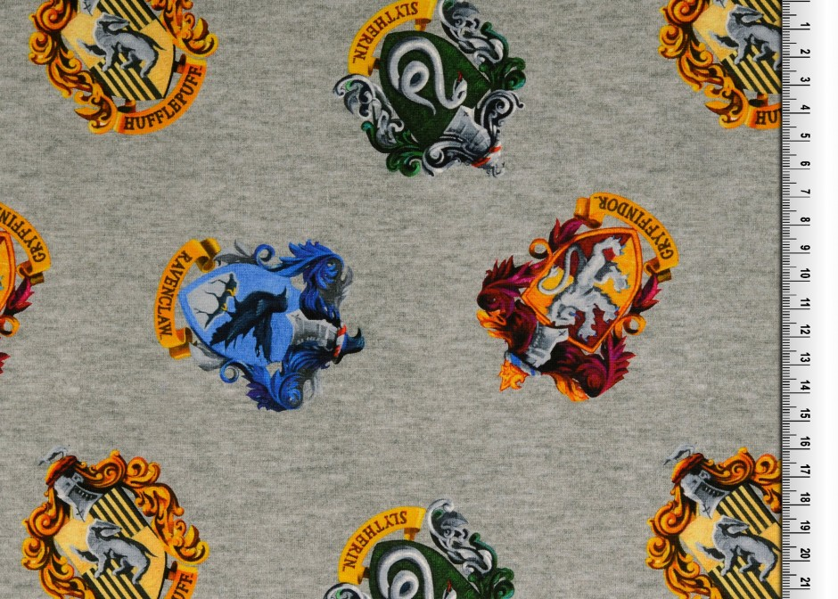 05m Jersey Harry Potter Wappen grau