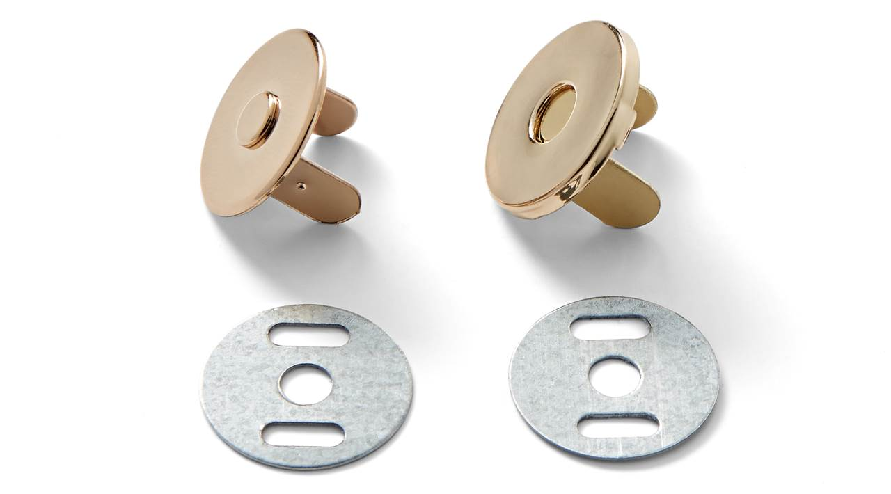 1Pck Magnet-Verschlüsse mm Prym Inhalt: Stück