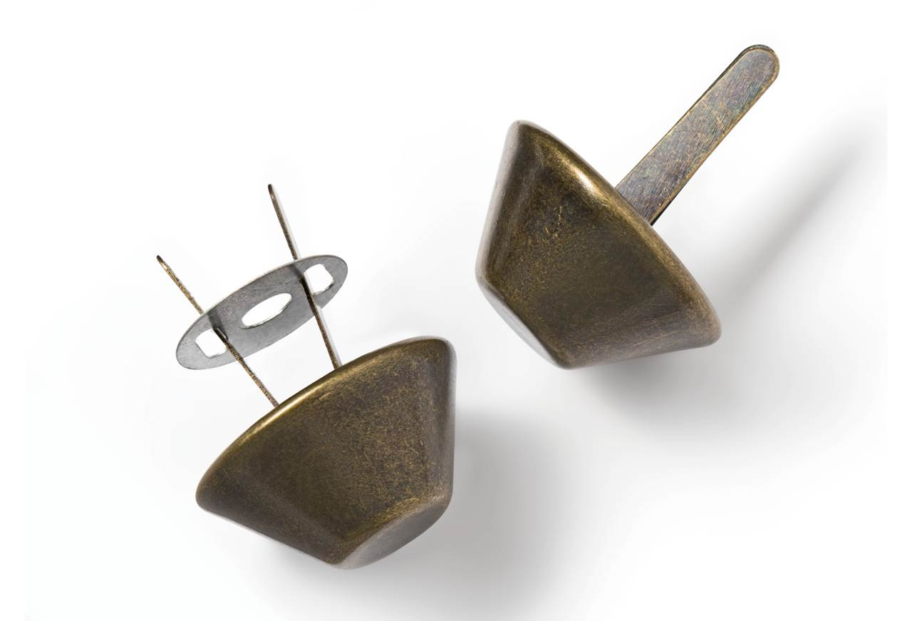 1Pck Bodennägel für Taschen mm Prym