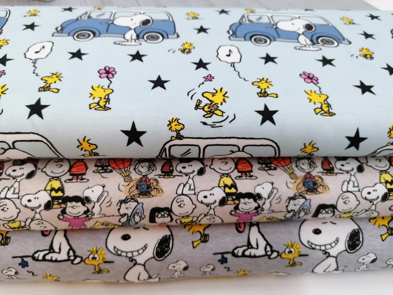 05m Jersey Snoopy Reprint MinivanPeanuts eisblau