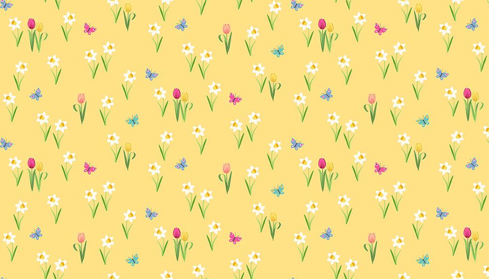 05m BW Spring Meadow Wiese Narzissen