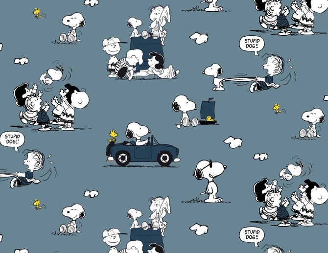 05m Jersey Reprint Snoopy Cabria dusty