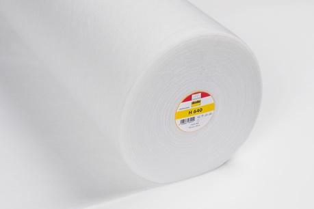 05m Volumenvlies H640 Vlieseline weiß
