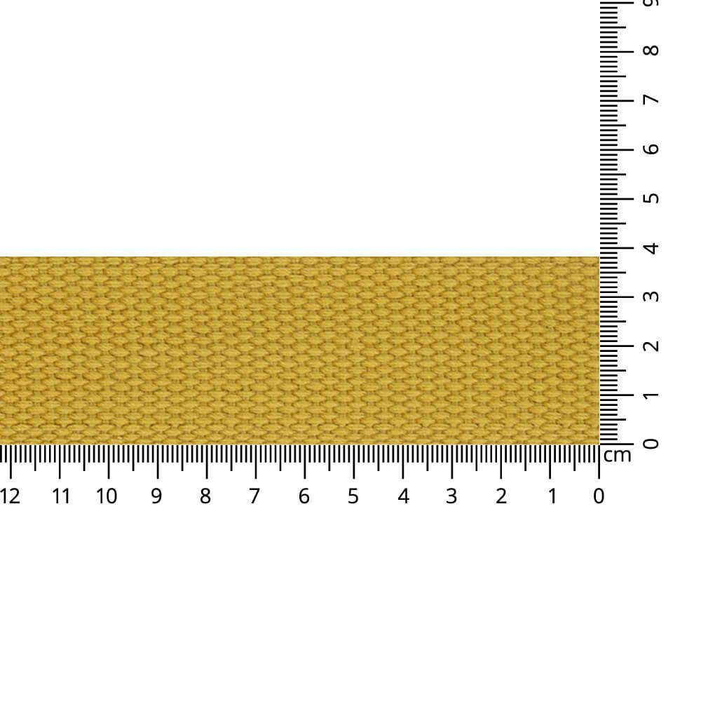 1m Gurtband aus Baumwolle extrastark 38mm