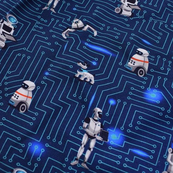 05m Jersey Robots Roboter Ki by