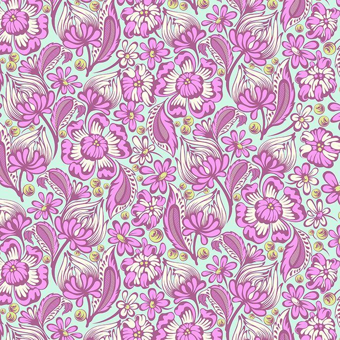 05m BW Tula Pink Chipper Wild