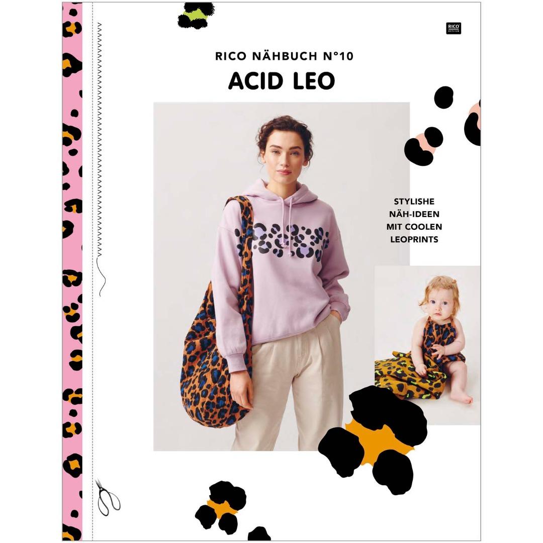 Das kleine Rico Design Nähbuch Acid
