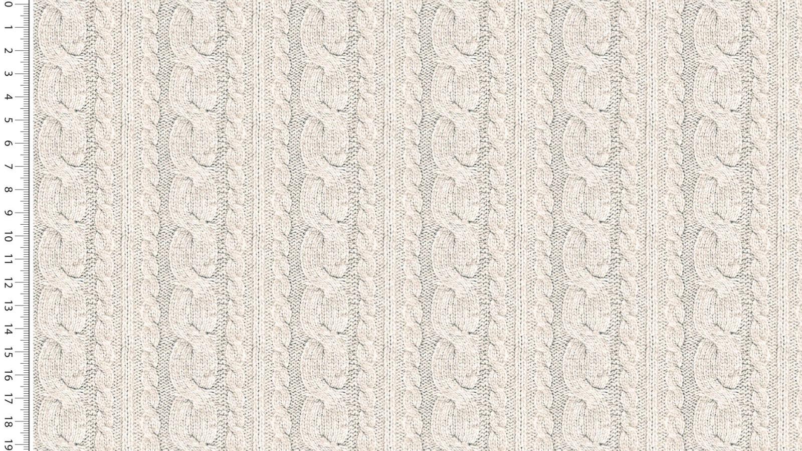 05m Sommersweat French Terry Sweat Digitaldruck