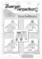 1Stk KuschelBasics Papier Schnittmuster by farbenmix