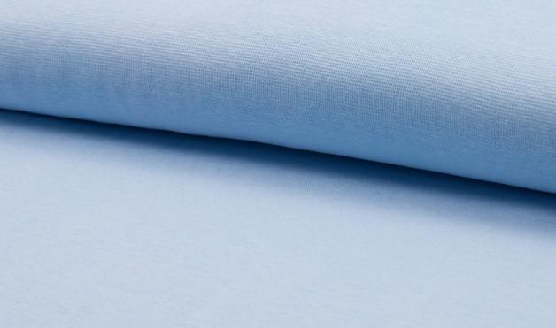 0 5m Buendchen baby blau hellblau bleu glatt