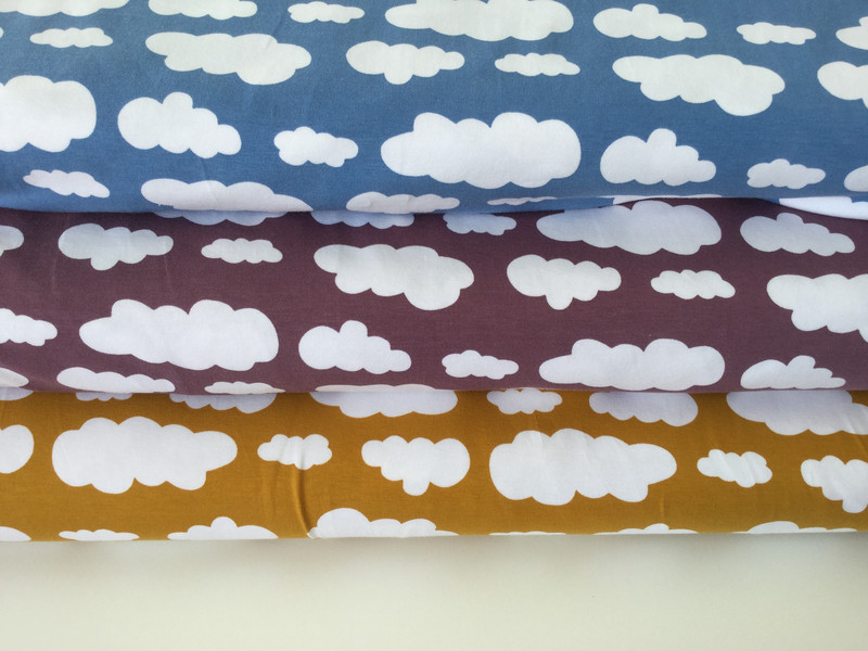 0 5m Jersey Vicente Wolken Lila purple weiss