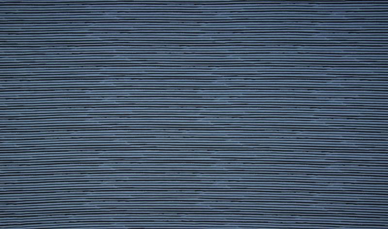 05m Jersey Augen Eyes jeans blau - 2