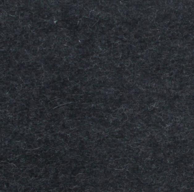 05m Taschen Wollfilz anthrazit dunkelgrau 2mm - 1