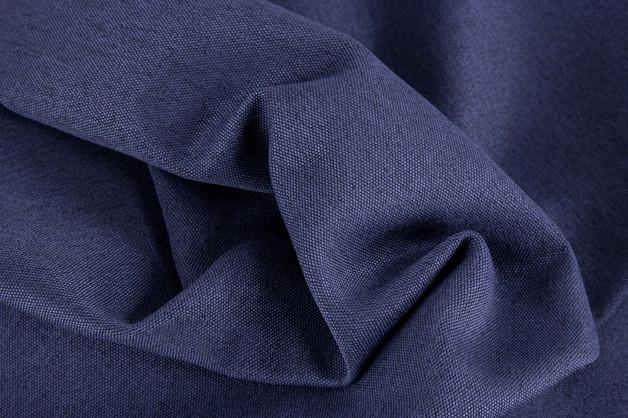 0 5m Taschenstoff ROM Canvas dunkelblau jeans