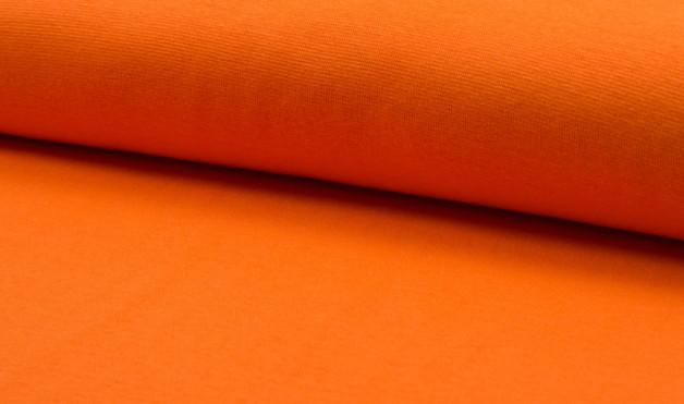 05m Bündchen glatt orange 033