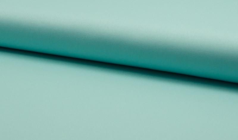 0,5m Baumwolltwill Hosenstoff schwarz Köper