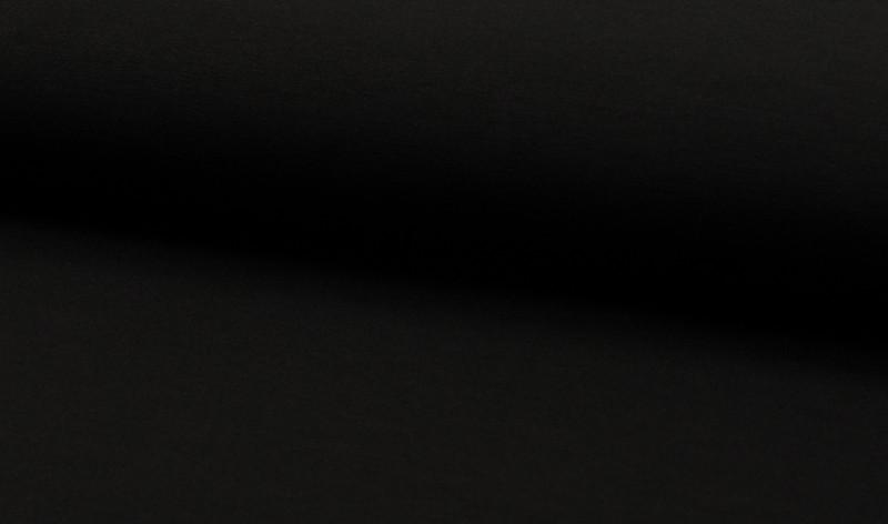 05m Bengaline Stretch schwarz elastisch Hose - 1