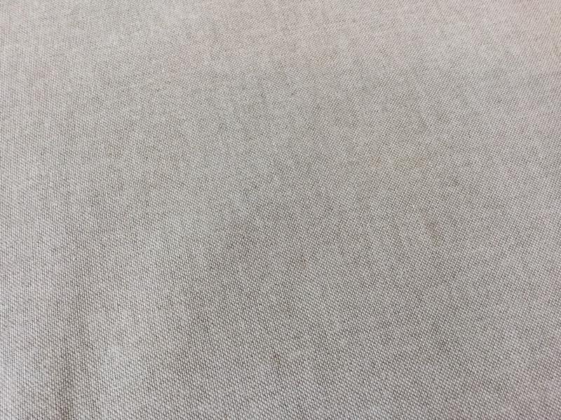 0 5m Canvas Taschenstoff Deko Leinen uni Kombi