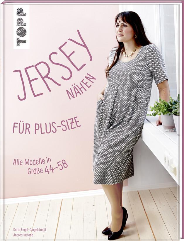 Jersey nähen für Plus-Size: Größe 44-58 | Stoffsucht