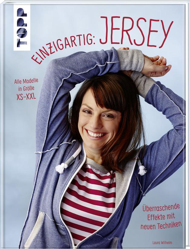 Buch Einzigartig: Jersey Größe XS-XXL - 1