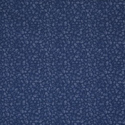 0 5m Jersey Autumn Mini Cute mit Appli jeansblau