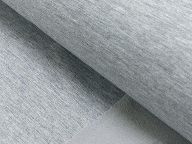 0 5m Nano Softshell hellgrau meliert