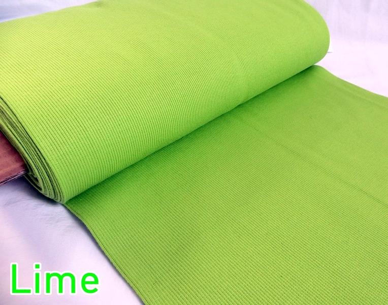 05m Bündchen Bibi lime grün 007 - 1